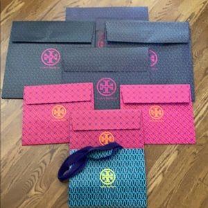 Tory Burch Gift Bags (qty 8)